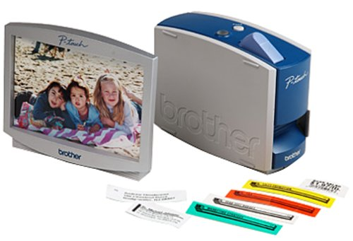 Brother P-Touch 1500PC Labeling ()