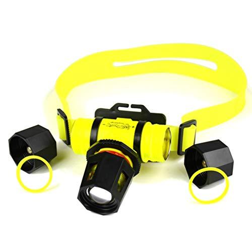 SX-ZZJ Headlights, LED Headlights Headlights Flashlight Waterproof 2 Mode Battery Portable Lighting Flashlight (Flashlight Sx)
