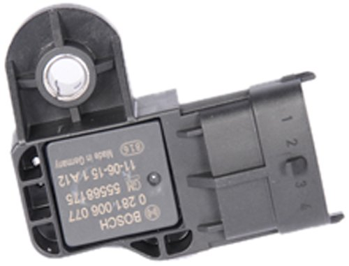 ACDelco 55568175 GM Original Equipment Intake Air Pressure and Temperature Sensor - Intake Air Pressure Sensor