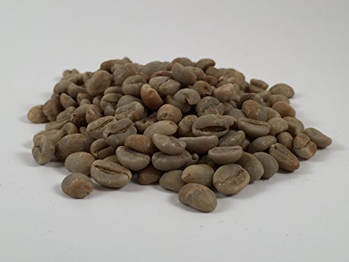 100% Ethiopia Geisha Unroasted Green Coffee Beans 2lbs Bag Gesha
