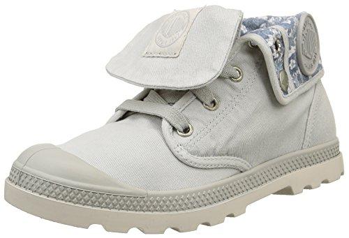Palladium Baggy Lp Tw P F - Zapatillas de deporte Mujer Gris (Lunar Rock/cement Gray)