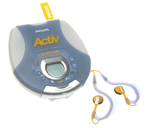Philips ACT7583 Personal Sports Player