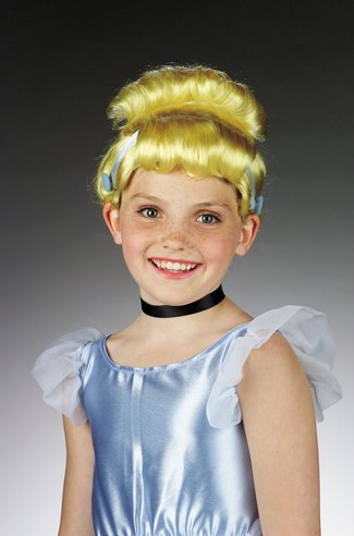 Halloween FX Cinderella Wig -