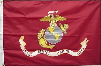 Marine Corps by Flags Unlimited, Inc.