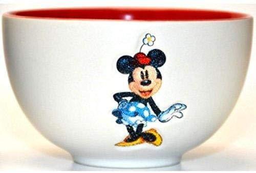 Cuenco de desayuno con purpurina Disneyland Paris Minnie Mouse