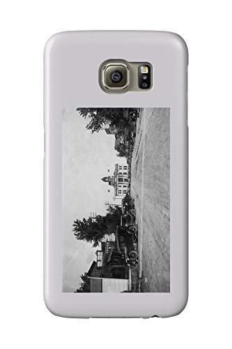 onida-south-dakota-street-view-of-city-hall-galaxy-s6-cell-phone-case-slim-barely-there