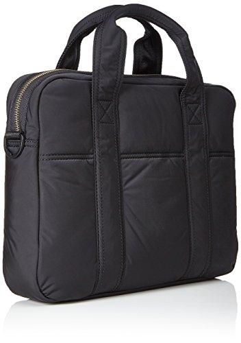 BOSS Casual Herren Bomber_s Doc 10199208 01 Business Tasche, 8x30x39 cm Schwarz (Black)