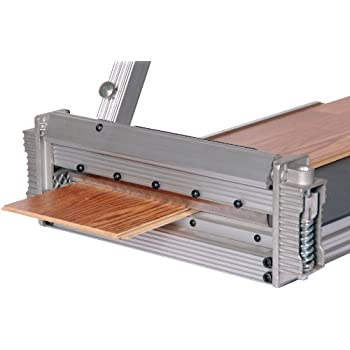 Roberts 10 64 13 Inch Pro Flooring Cutter Silver Black