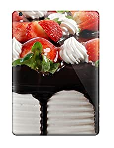 For Ipad Air Protector Case Food Cake Phone Cover