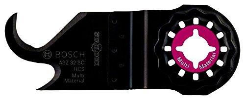 Bosch DIY Multi-Messer Multimaterial für Multifunktionswerkzeuge Starlock (ASZ 32 SC HCS)