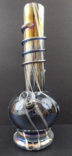 """VTG 12"""" Hookah Smoking Hand Made Splash Hookah V90174"""