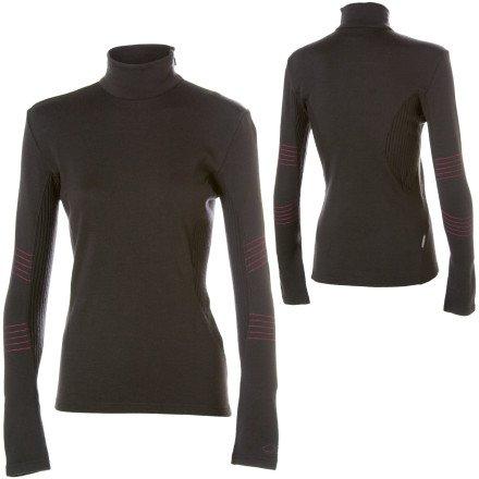 (Icebreaker SportLTD Summit Sweater - Women's)