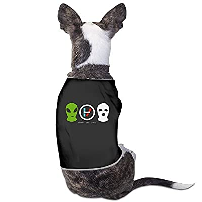 Pet Dog-Cute Twenty One Pilots Members Mask Dog Shirt