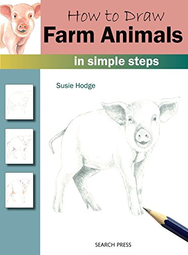 How to Draw: Farm Animals In Simple Steps