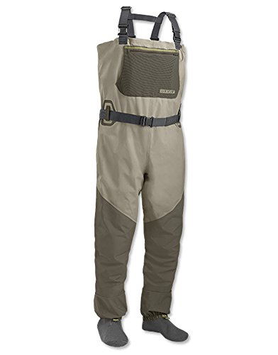 Orvis Encounter Waders/Only Regular, XL (Mens Waders Orvis)