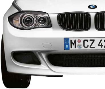 51 11 0 432 380 BMW Performance Genuine Front Bumper Towing Eye Cover