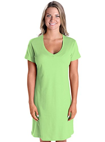 Jersey Double V-Neck Dress - 3