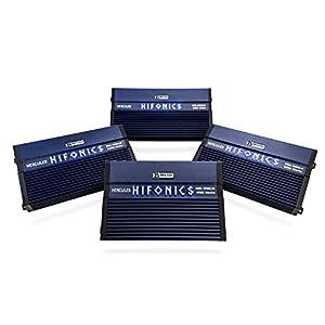Hifonics H35 1700.1D 1700W Max Hercules Super Class-D 1-Ω Stable Monoblock Amplifier