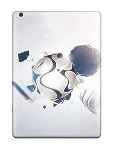 CaseyKBrown Slim Fit Tpu Protector WZBGPeP482UcckA Shock Absorbent Bumper Case For Ipad Air