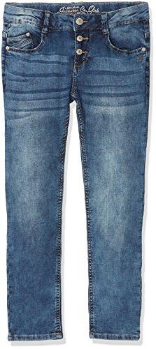 Niñas Azul Jeans Blue 0014 Hose Girls Denim Big Lemmi Skinny para Light 0YOqZBI