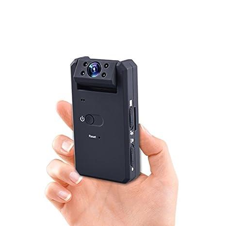 Cámara Espía para coche (sosta oculta cámara espía infrarrojos Sensor Movimiento: Amazon.es: Electrónica