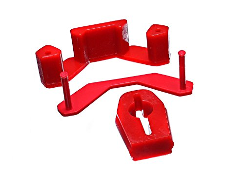 Energy Suspension 4.1140R Manual Trans Mount and Shifter Bushing Set ()