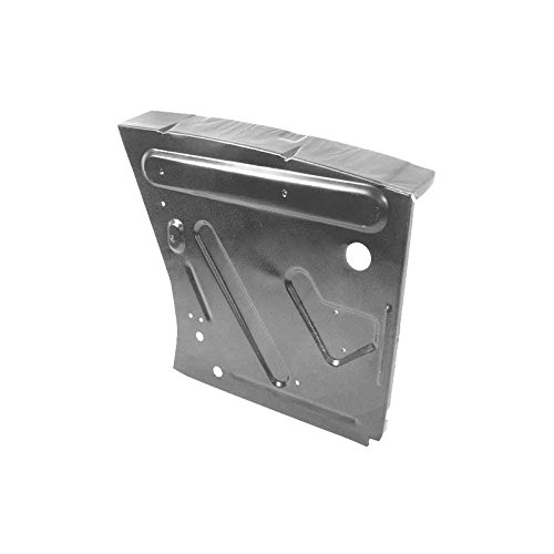 MACs Auto Parts 44-41147 - Mustang Left Side Fender Apron Front Section