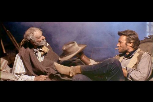 The Good The Bad And The Ugly Of Our First Kitchen: Clint Eastwood Western Cowboy Boots