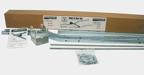 (Light Rail 710146 Mounting Kit, Brown/A)