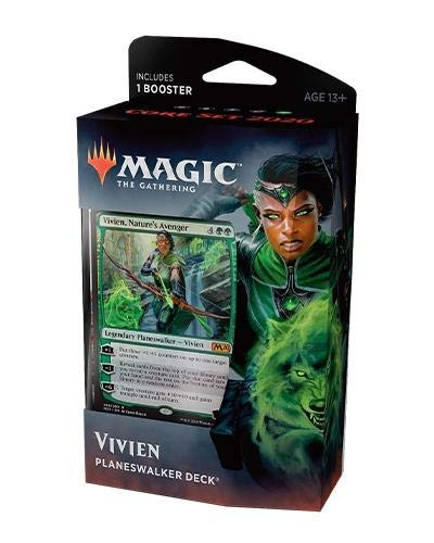 Magic The Gathering: MTG: Core Set 2020 Planeswalker Deck