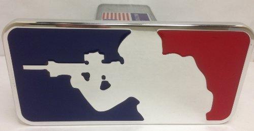 CERVANTMACHINE Sniper Hitch Cover Major League