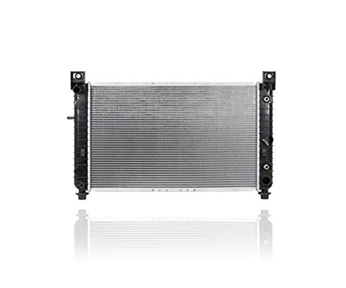Radiator - Pacific Best Inc For/Fit 2334 Chevrolet Silverado GMC Sierra Pickup V8 4.8/5.3 WITHOUT REAR A/C