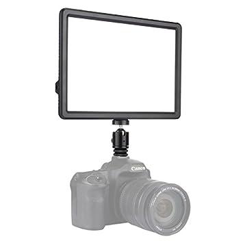 Wewoo iluminación fotográfica para Canon Nikon cámara réflex ...