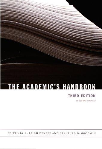 The Academics Handbook