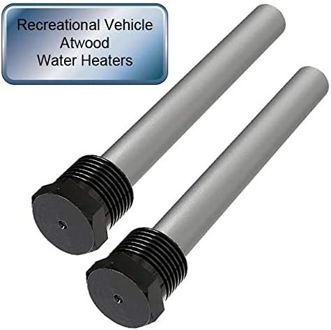 【2018 UPGRADE】Eleventree RV Water Heater Anode Rod,Magnesium anode rod for