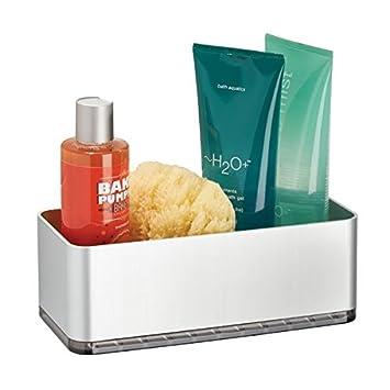 Duschzubehör mdesign duschkorb selbstklebend praktisches duschregal ohne