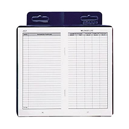 amazon com dom771 dome publishing deluxe auto mileage log book