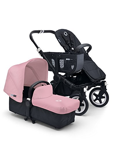 Bugaboo Donkey Tailored Fabric Set, Soft Pink by Bugaboo