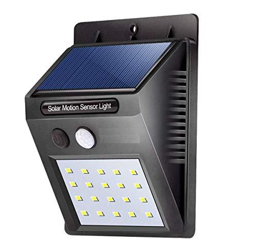 Hemiza Zamkar Trades Waterproof Solar Motion Sensor 20 LED Light