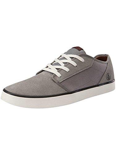 Volcom Grimm 2 Herren Skate-Schuh Grau, Zapatillas de Skateboarding para Hombre grey-combo