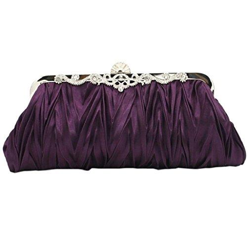 Violet femme PRIAMS pour Pochette 7 I4UUfwZ