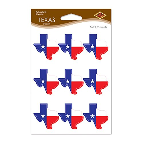 Beistle 54744 Stickers Sheets Package