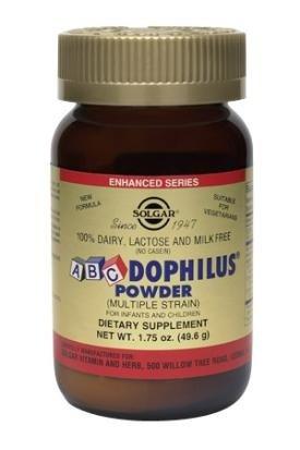 Solgar - Abc Dophilus (Children's), 1.75 oz powder