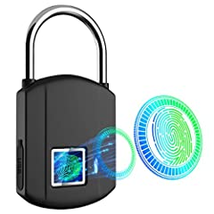 A safe unique and personalized to you. It's actually specific to the fingerprint itself, ensures the security of personal information.[We Promise]12-month defects liability period, 24 Hours timely service support if you need troubleshooting o...