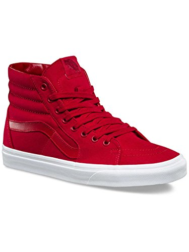 Chili Pepper White Vans hi Sneakers true Ua Hautes Sk8 Homme wnwFC7PxYq