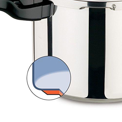 Presto 01362 6-Quart Stainless Steel Pressure Cooker by Presto (Image #3)