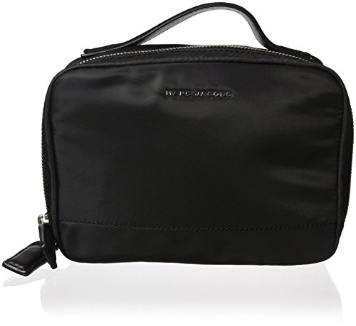 Marc Jacobs Extra Large Mallorca Cosmetics Case, Black by Marc Jacobs