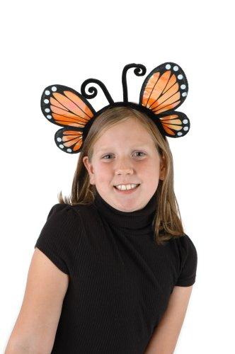 Butterfly Headband OR (Monarch Butterfly Costume)