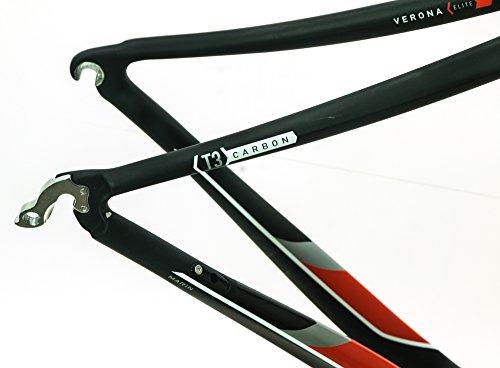 Marin 2014 Verona T3 Di2 52.5cm 700c Carbon Fiber Road Bike Frame NEW by Marin (Image #4)