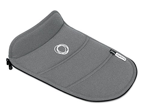 Bugaboo Bee3 Bassinet Tailored Fabric, Grey Melange by Bugaboo (Image #2)